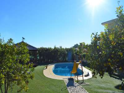 Image 5   6 bedroom villa for sale with 500m2 of land, Almancil, Central Algarve, Algarve Golden Triangle 214510