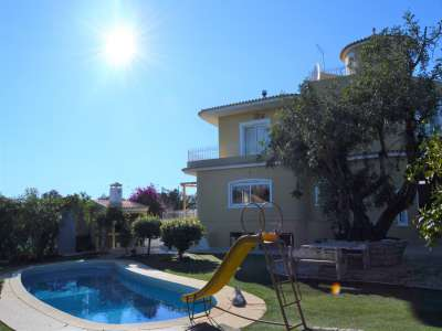 Image 6   6 bedroom villa for sale with 500m2 of land, Almancil, Central Algarve, Algarve Golden Triangle 214510