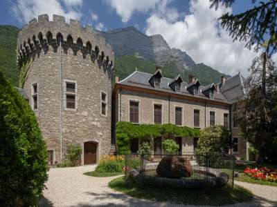 Image 3   10 bedroom French chateau for sale with 10,000m2 of land, Saint Pierre d'Albigny, Savoie , Rhone-Alpes 214629
