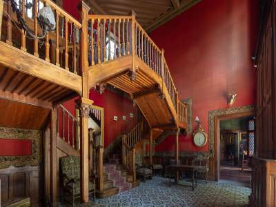 Image 4   10 bedroom French chateau for sale with 10,000m2 of land, Saint Pierre d'Albigny, Savoie , Rhone-Alpes 214629