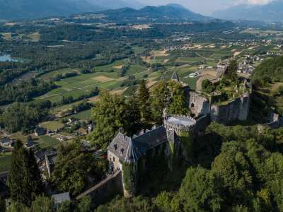 Image 6   10 bedroom French chateau for sale with 10,000m2 of land, Saint Pierre d'Albigny, Savoie , Rhone-Alpes 214629