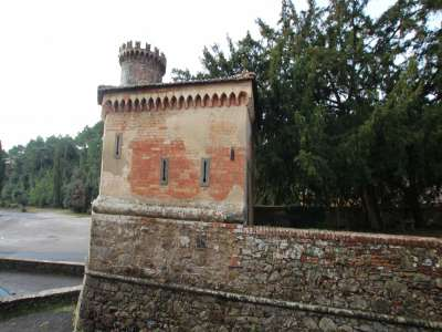 Image 11 | 10 bedroom restaurant bar for sale with 104,520m2 of land, Montecatini Val di Cecina, Pisa, Tuscany 214823