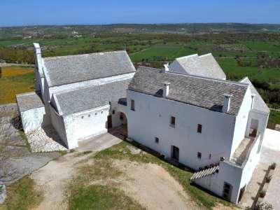 Image 1   5 bedroom manor house for sale with 10,000m2 of land, Alberobello, Bari, Puglia 214901