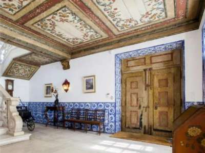 Image 10 | 5 bedroom manor house for sale with 2,780m2 of land, Lisbon 215658