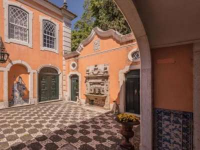 Image 2 | 5 bedroom manor house for sale with 2,780m2 of land, Lisbon 215658