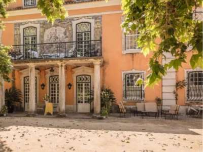 Image 3 | 5 bedroom manor house for sale with 2,780m2 of land, Lisbon 215658
