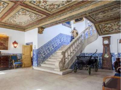 Image 9 | 5 bedroom manor house for sale with 2,780m2 of land, Lisbon 215658