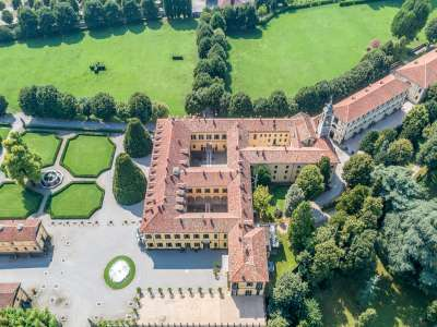 Image 14 | 50 bedroom villa for sale with 900,000m2 of land, Castelbarco, Monza and Brianza, Lombardy 215746