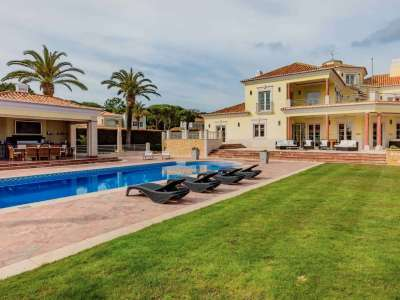 Image 30 | Auction of a Luxury 9 Bedroom Estate with Golf Course Views in Quinta do Lago, Portugal 215881
