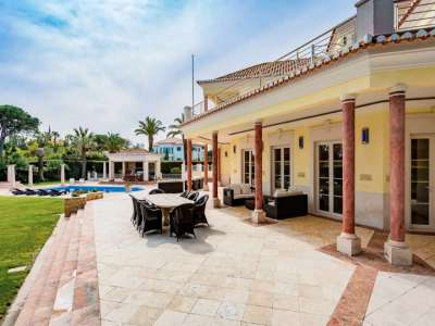 Image 32 | Auction of a Luxury 9 Bedroom Estate with Golf Course Views in Quinta do Lago, Portugal 215881