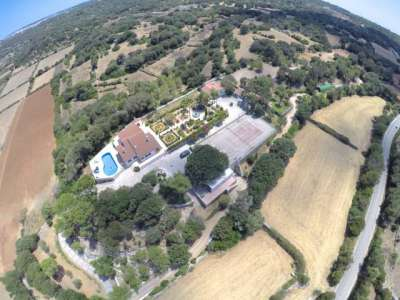 Image 2 | 8 bedroom villa for sale with 28,000m2 of land, Alaior, Central Menorca, Menorca 215958
