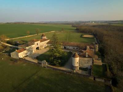Image 22 | 6 bedroom French chateau for sale with 63,300m2 of land, Angouleme, Charente , Poitou-Charentes 216161
