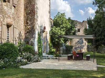 Image 4 | 6 bedroom French chateau for sale with 63,300m2 of land, Angouleme, Charente , Poitou-Charentes 216161