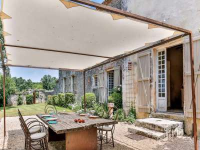 Image 5 | 6 bedroom French chateau for sale with 63,300m2 of land, Angouleme, Charente , Poitou-Charentes 216161