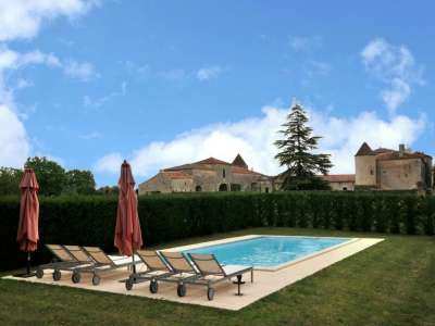 Image 8 | 6 bedroom French chateau for sale with 63,300m2 of land, Angouleme, Charente , Poitou-Charentes 216161
