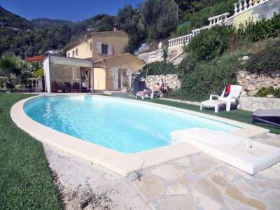 Image 1 | 4 bedroom villa for sale with 1,500m2 of land, Le Broc, Alpes-Maritimes 6, Cote d'Azur French Riviera 216226