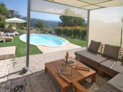 Image 2 | 4 bedroom villa for sale with 1,500m2 of land, Le Broc, Alpes-Maritimes 6, Cote d'Azur French Riviera 216226