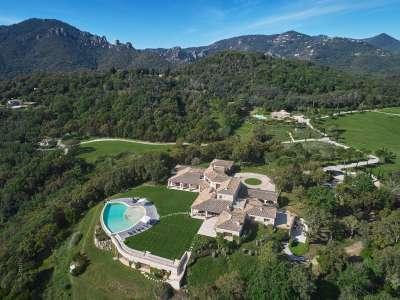 Image 1 | 17 bedroom villa for sale with 300,000m2 of land, Les Adrets de l'Esterel, Var , French Riviera 216478