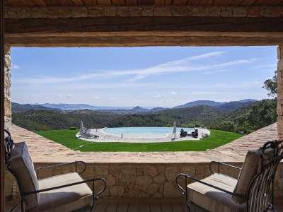 Image 19 | 17 bedroom villa for sale with 300,000m2 of land, Les Adrets de l'Esterel, Var , French Riviera 216478