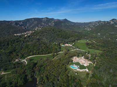Image 24 | 17 bedroom villa for sale with 300,000m2 of land, Les Adrets de l'Esterel, Var , French Riviera 216478