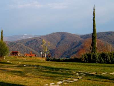 Image 6 | 6 bedroom farmhouse for sale with 30,000m2 of land, Parrano, Terni, Umbria 216703