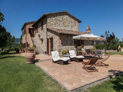 Image 17   5 bedroom farmhouse for sale with 30,000m2 of land, Chiusi, Siena, Chianti 216712