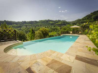 Image 3   4 bedroom villa for sale with 92,900m2 of land, Volterra, Pisa, Tuscany 216817