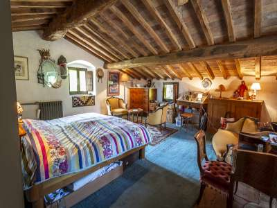 Image 7   4 bedroom villa for sale with 92,900m2 of land, Volterra, Pisa, Tuscany 216817