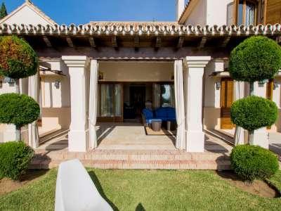 Image 1   5 bedroom villa for sale, Los Flamingos Golf, Benahavis, Malaga Costa del Sol, Andalucia 216852