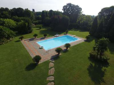Image 8   4 bedroom villa for sale with 14,000m2 of land, Lake Garda, Mantua, Lombardy 216874