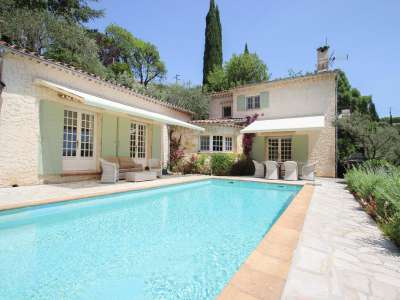 Image 1   3 bedroom villa for sale with 7,713m2 of land, Montauroux, Var , Cote d'Azur French Riviera 217431