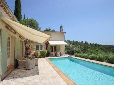 Image 2   3 bedroom villa for sale with 7,713m2 of land, Montauroux, Var , Cote d'Azur French Riviera 217431