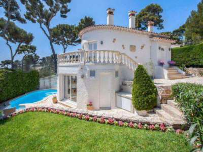 Image 1 | 3 bedroom villa for sale, Cap d'Antibes, Antibes Juan les Pins, French Riviera 217432