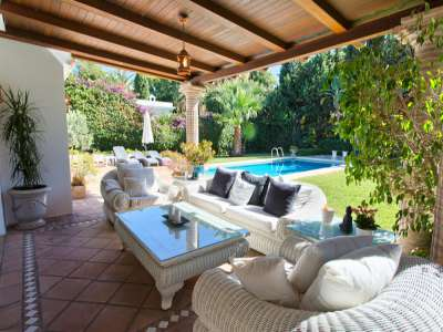 Image 3 | 3 bedroom villa for sale with 981m2 of land, Estepona, Malaga Costa del Sol, Andalucia 217448