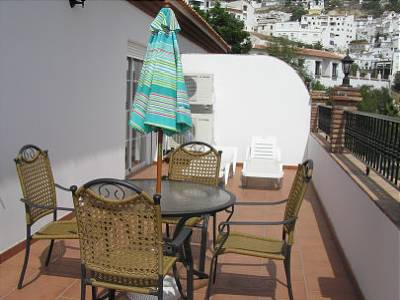 3 bedroom penthouse for sale, Competa, Malaga Costa del Sol, Andalucia