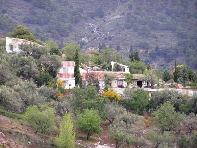 5 bedroom farmhouse for sale, Canillas de Albaida, Malaga Costa del Sol, Andalucia