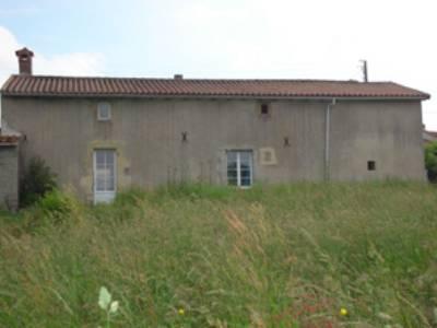 2 bedroom house for sale, Mervent, Vendee, Pays-de-la-Loire