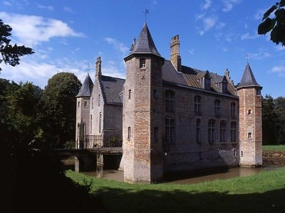16th Century Chateau for sale  in Nord-Pas-de-Calais. Northern France.