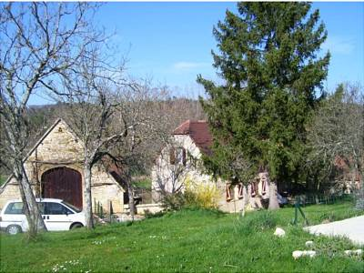3 bedroom farmhouse for sale, Le Vigan, Lot, Midi-Pyrenees