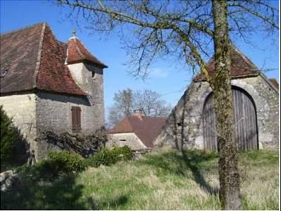 Farmhouse for sale, Le Vigan, Lot, Midi-Pyrenees