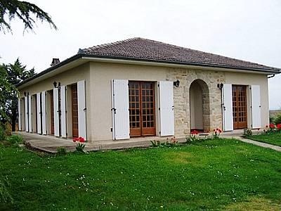 3 bedroom house for sale, La Capelle Balaguier, Aveyron, Midi-Pyrenees