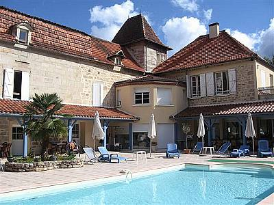 8 bedroom farmhouse for sale, Figeac, Lot, Midi-Pyrenees