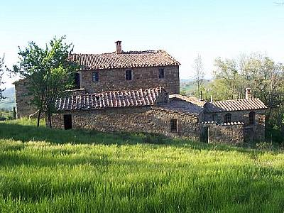 6 bedroom farmhouse for sale, Radicondoli, Siena, Tuscany