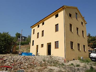 3 bedroom house for sale, Montefalcone, Ascoli Piceno, Marche