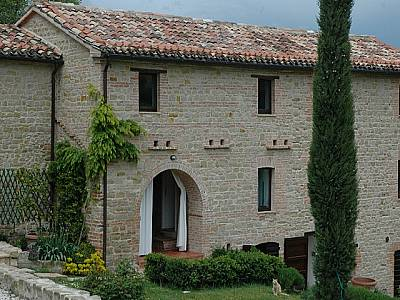 5 bedroom villa for sale, San Ginesio, Macerata, Marche