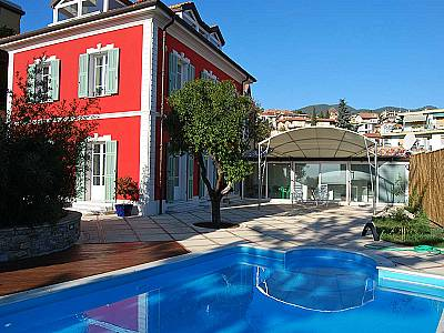 4 bedroom villa for sale, Sanremo, Imperia, Liguria