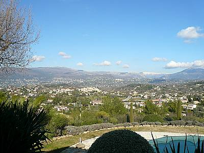 3 bedroom villa for sale, Plascassier, Grasse, French Riviera
