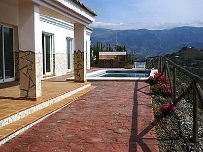 3 bedroom villa for sale, Competa, Malaga Costa del Sol, Andalucia