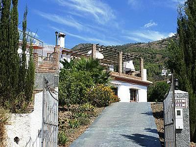 4 bedroom villa for sale, Competa, Malaga Costa del Sol, Andalucia
