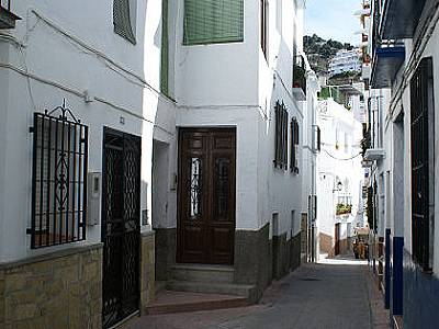 4 bedroom townhouse for sale, Competa, Malaga Costa del Sol, Andalucia